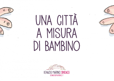 una citt a misura di bambino