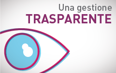 Una gestione trasparente